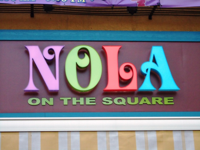 Neon Swing X-Perience at NOLA on the Square