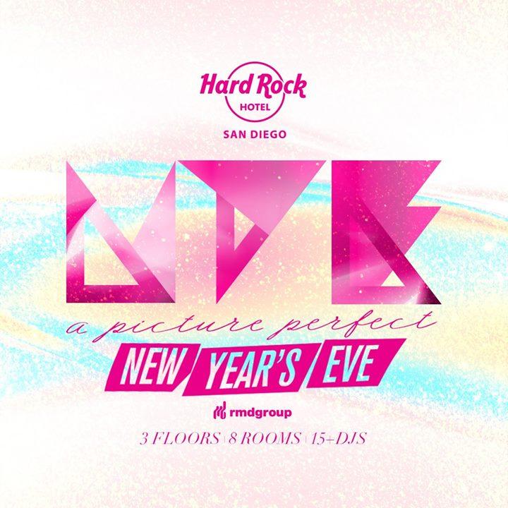 NYE at Hard Rock Hotel