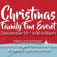Christmas Family Fun Event