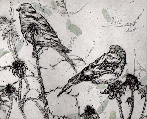 Beginners Printmaking with Donna Stewart