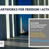 Art Exhibit &quotPicturing Freedom&quot