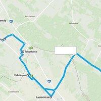 Bcs-Kiskun s Pest megyei turn