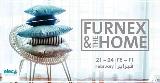 -Furnex & The Home 2019 egypt Expolink