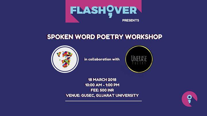 Spoken Word Workshop Lutalica X UnErase Poetry