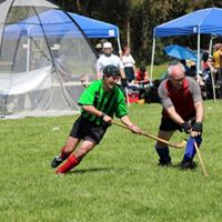 Shinty SessionScrimmage