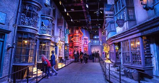 The Making of Harry Potter from 125