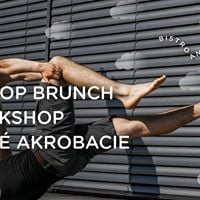 Rooftop brunch &amp workshop prov akrobacie