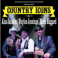Country Icons Live Show
