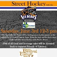 Street Hockey at Central Flats &amp Taps