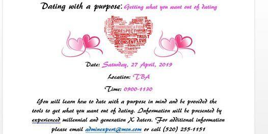 purpose of dating