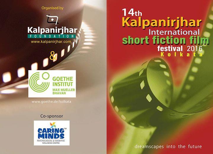 14th Kalpanirjhar International Short Film Festival 2016