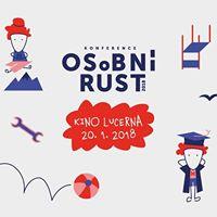 Konference Osobn rst