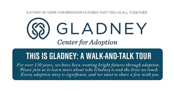 This Is Gladney A Walk-And-Talk Tour