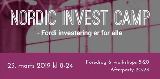 Nordic Invest Camp & Afterparty
