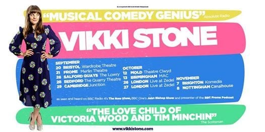 Vikki Stone UK Tour - Bristol