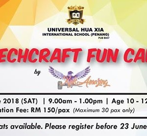 Speechcraft Fun Camp