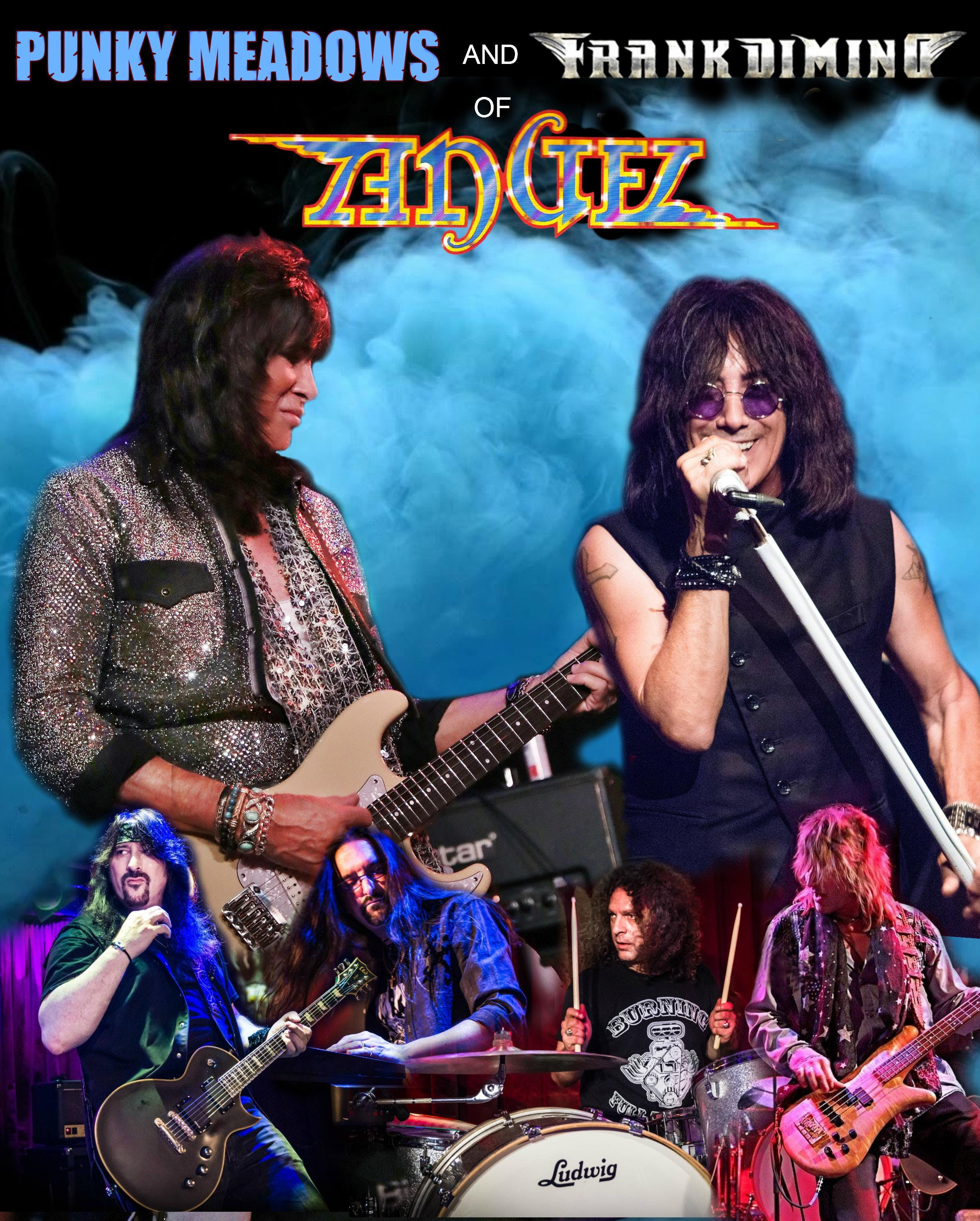 Vampd Punky Meadows And Frank Dimino From Angel Meet And Greet At