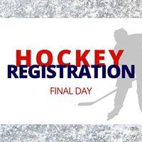 FINAL Hockey Registration for the 201718 Season