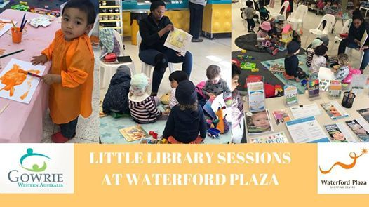 Little Library Sessions