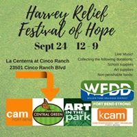 WFDD Festival of Hope