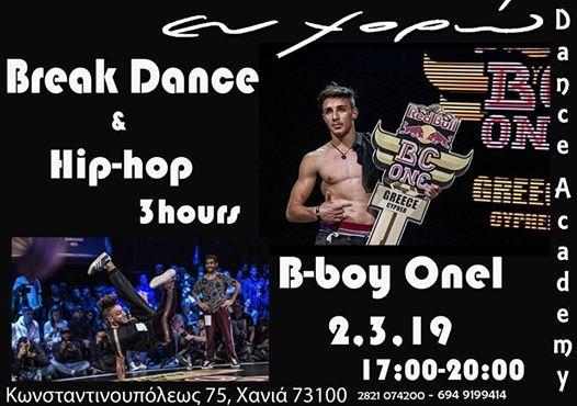 Break Dance & Hip hop by Onel