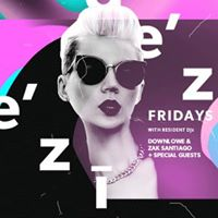 Dezn Fridays w DJs Zak Santiago &amp Downlowe