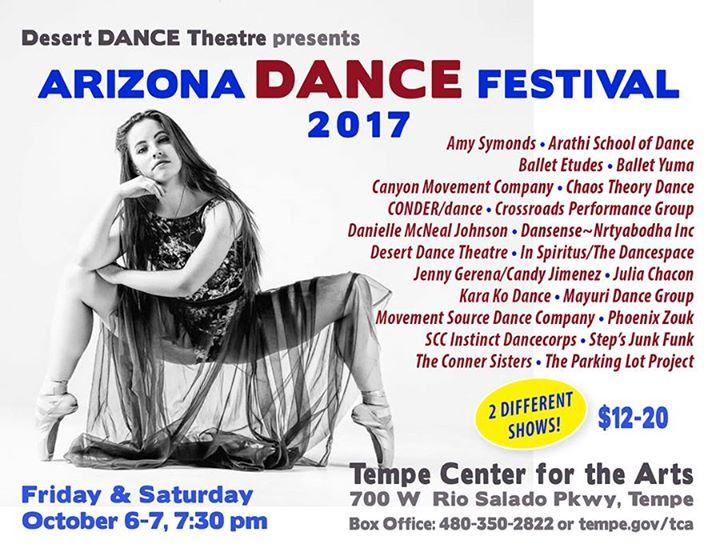 Arizona Dance Festival 2017  Friday