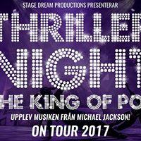 Thriller Night On Tour - Bors haga 309