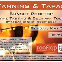 Tannins &amp Tapas