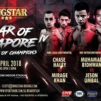 Roar Of Singapore IV - The Night Of Champions