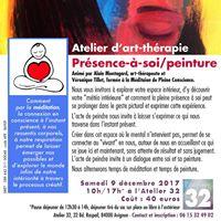 Prsence  soi et peinture - Avignon