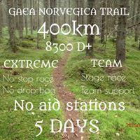 Brghem Ultra400 Gaea Norvegica Trail 2017