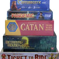 Board Game Night - Theme Tournament at Camelot