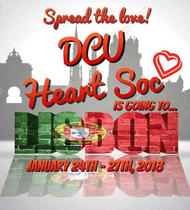 DCU Heart Soc Goes to Lisbon (3 Nights Under 80)