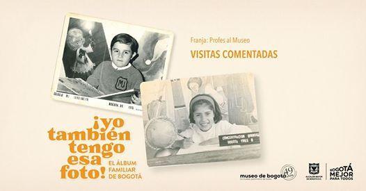 Profes al Museo de Bogot