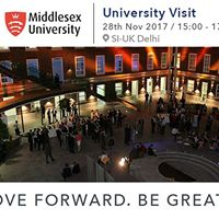 Middlesex University Visiting SI-UK Delhi