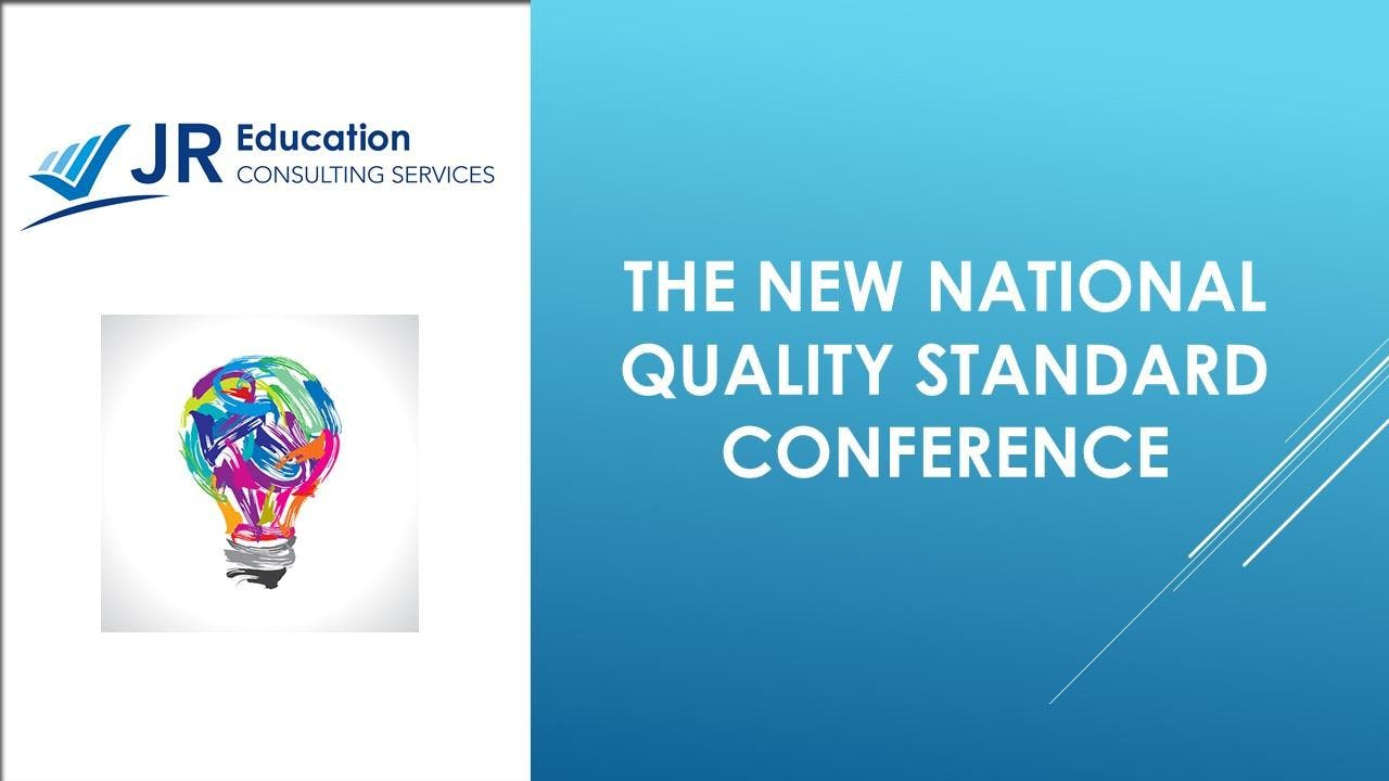 national quality standards Services covered by the national quality framework will be assessed and rated against the national regulations and each of the seven quality areas of the national quality standard.
