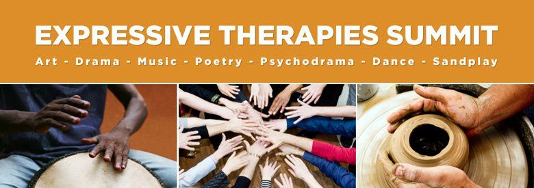 9th Annual Expressive Therapies Summit NYC