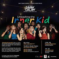SAYAW GALAW - Music and Movement IMPROV JAM Unleashing the Inner Kid