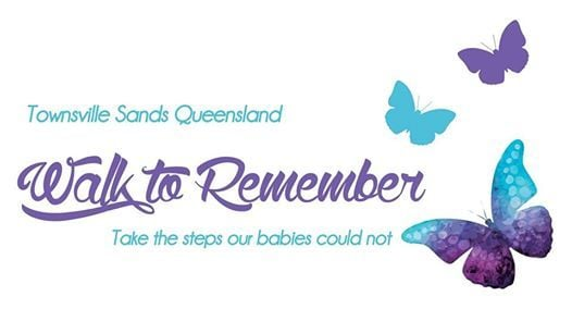 Townsville Sands Queensland Walk to Remember