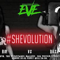 EVE presents SHEvolution