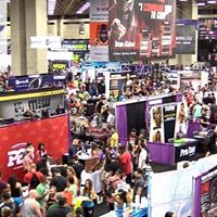 2017 Charlotte Europa Games Get Fit &amp Sports Expo