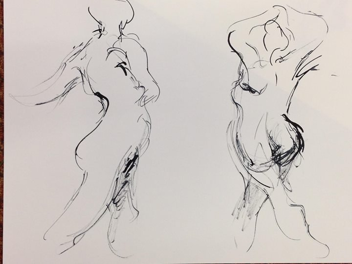 An Introduction To Life Drawing Human Anatomy For Beginners At