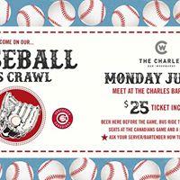 Baseball Bus Crawl