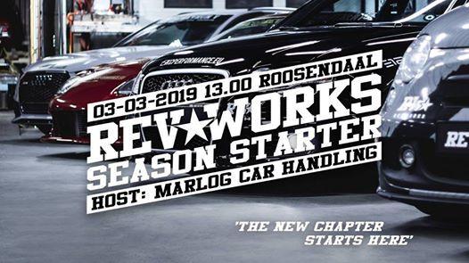 REVWORKS Season Starter