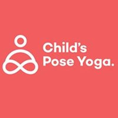 Child's Pose Yoga