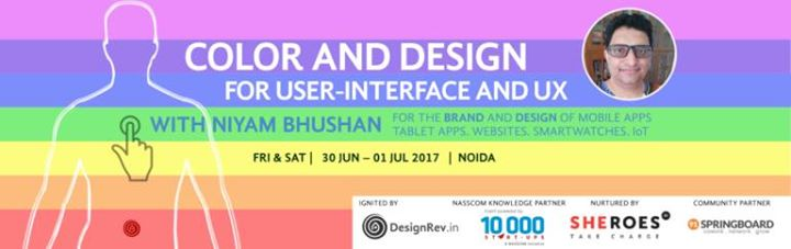 Color and Design Workshop for User-Interface and UX