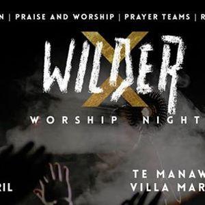 Wilder Worship Night - Night of Hope and Healing
