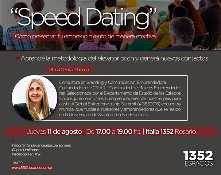 speed dating rosario
