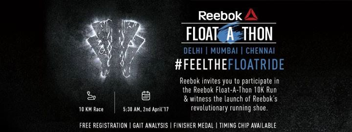 Reebok Float-A-Thon